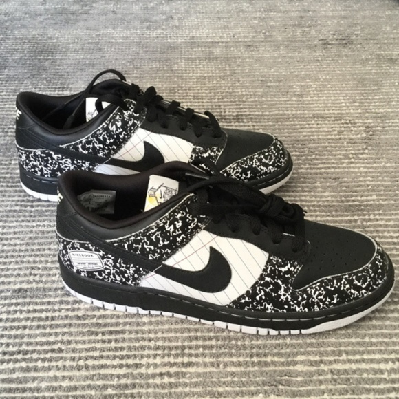 buy online b4f76 dc6fb Nike Dunk Low Pemium Notebook Edition. M5ab7ae382c705d06958ba707